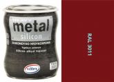 Vitex Heavy Metal Silikon - alkyd RAL 3011 2250ml